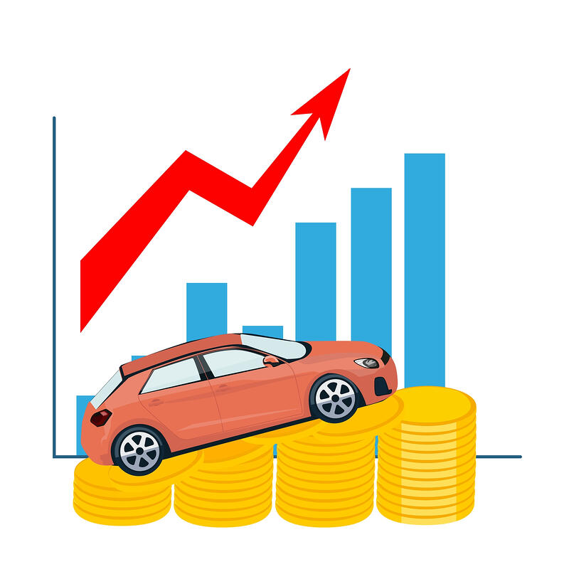 Auto Prices Hit All-Time High In July