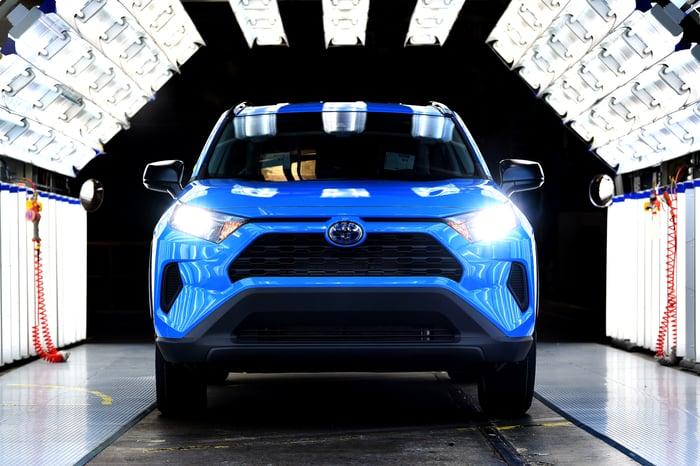 June 2021 U.S. Auto Sales By Manufacturer