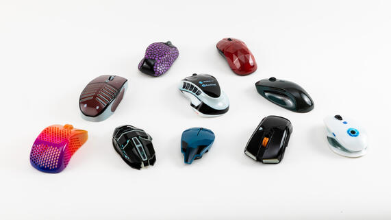 Stratasys & KeyShot Gaming Mouse Design Challenge [Results]