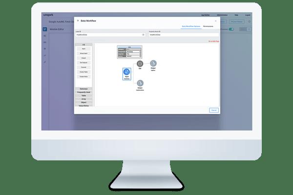 Desktop-data-workflow