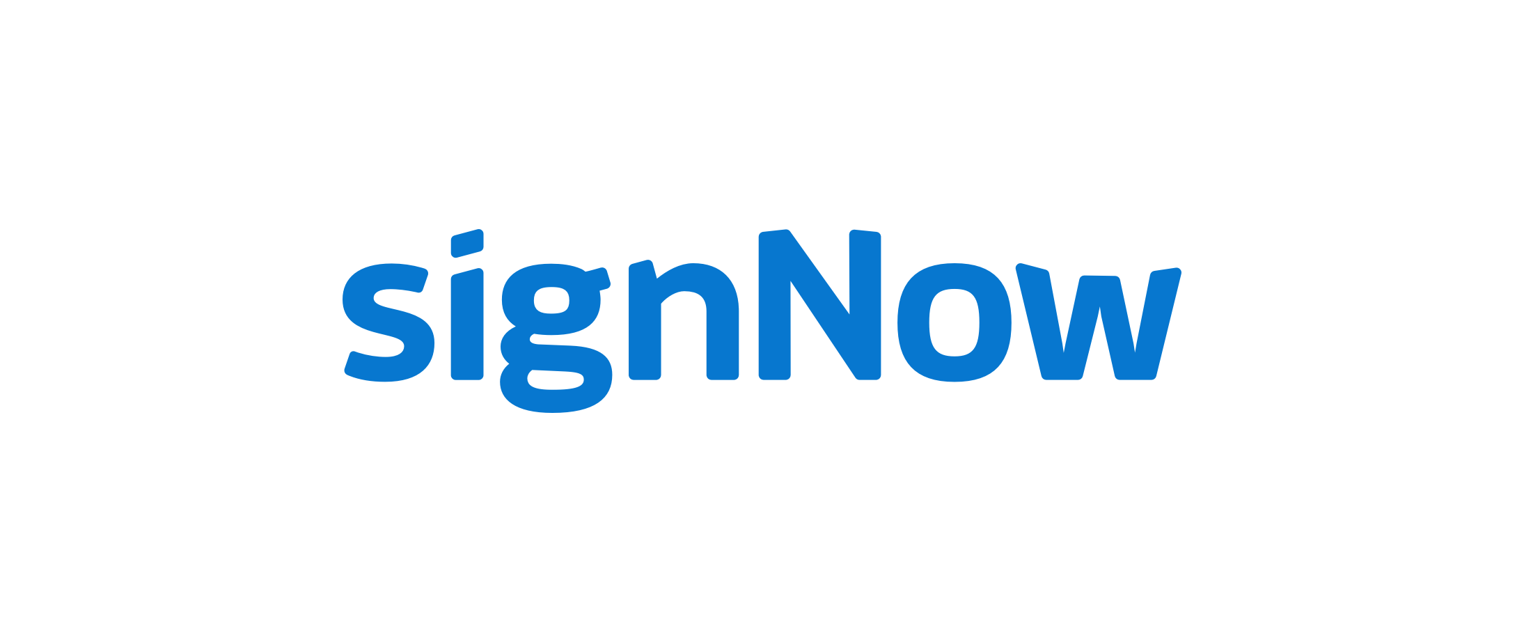 Sign Now