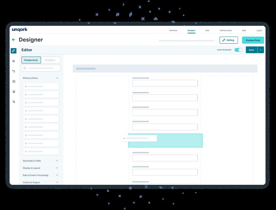 Unqork Platform-Designer