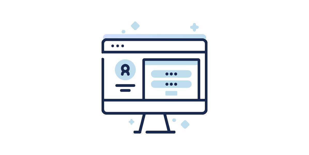 blue-centerwebsite builder