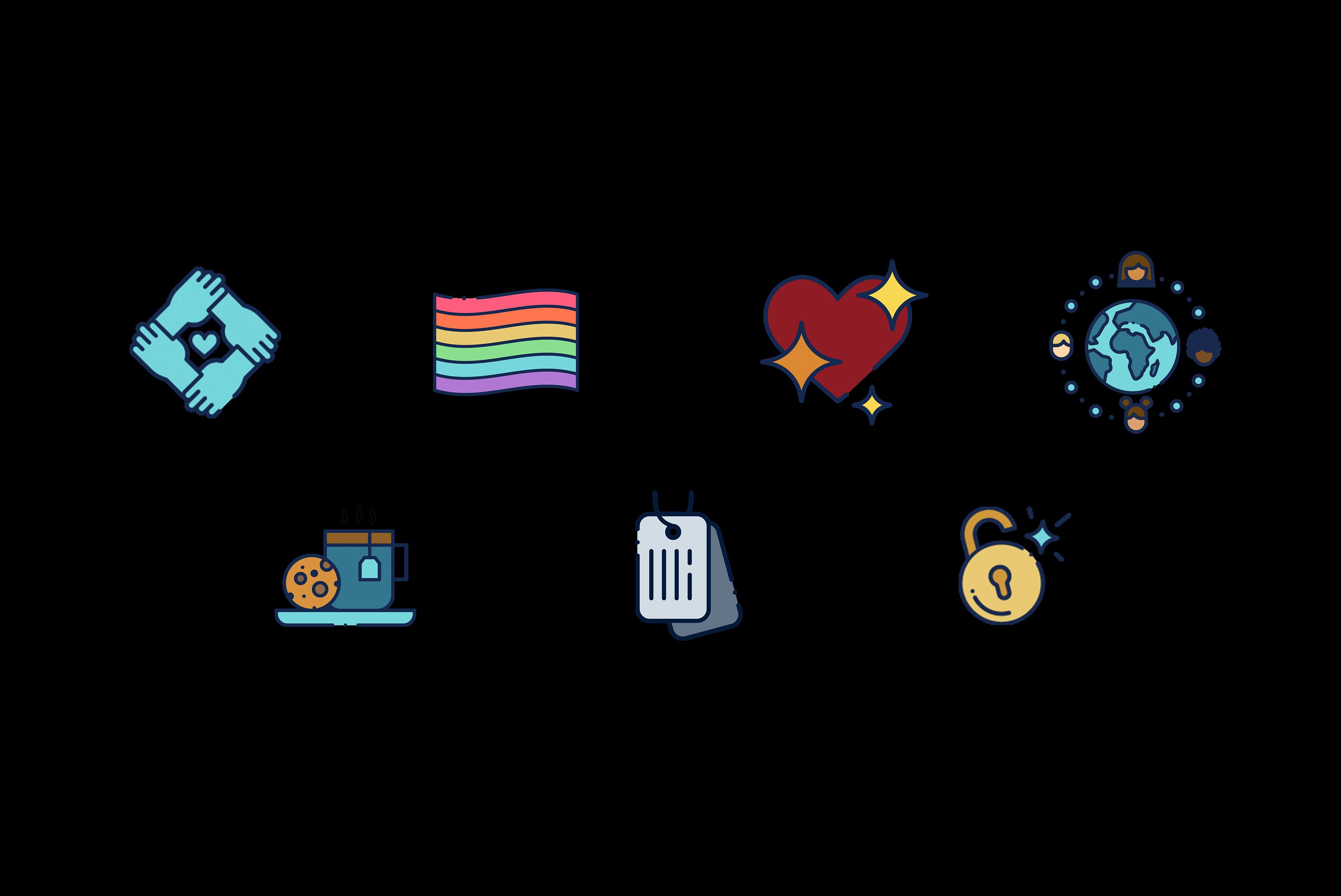 esrg icons
