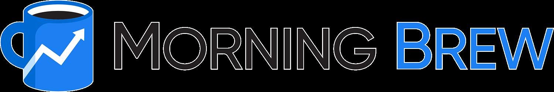 morning brew logo