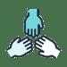 three-hands