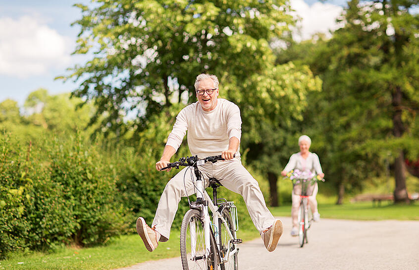 5 healthy benefits of exercise for retirees