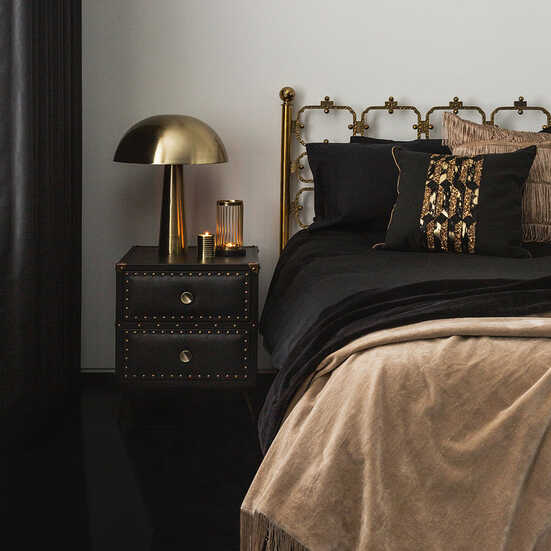 great gatsby inspired bedroom