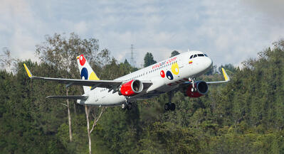 Viva Air chooses Vistair to support growth plans