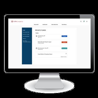 Private fund adviser Form PF software