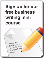 business writing course People who searched for list of free online business writing courses and classes found the articles, information, and resources on this page helpful.