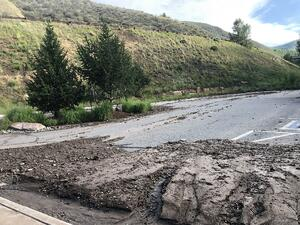 Avon Colorado Flooding