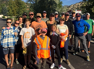 ERWC Annual Clean-Up