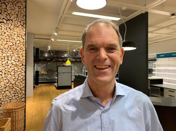 Carl-Johan Almborg på Hestra inredningar