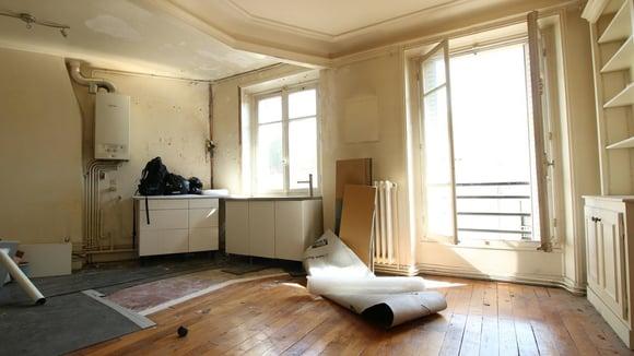 Nous avons réussi à vendre un appartement occupé illégalement