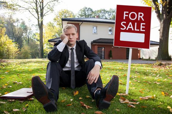 5 mauvaises raisons de devenir agent immobilier