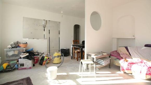 Vendre un appartement à moitié rénové ? Nous l'avons fait !