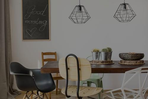 Choisir les chaises et les bancs pour votre salle à manger