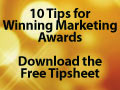 10 Tips for Winning Marketing Awards
