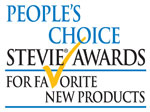 People's Choice Stevie Awards for Favorite New Products