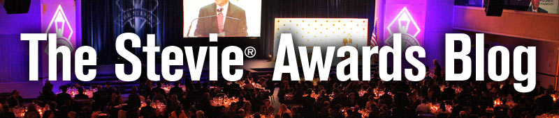 Stevie Awards Blog