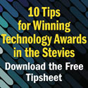 Technology Awards Tipsheet