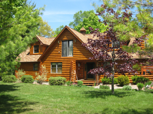 log home owner testimonials