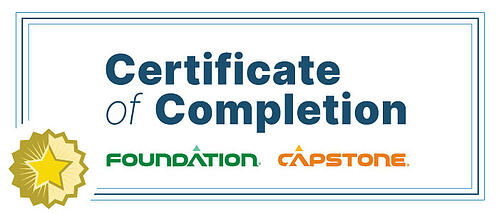 Showcase Your Students' Success with a Certificate of Completion