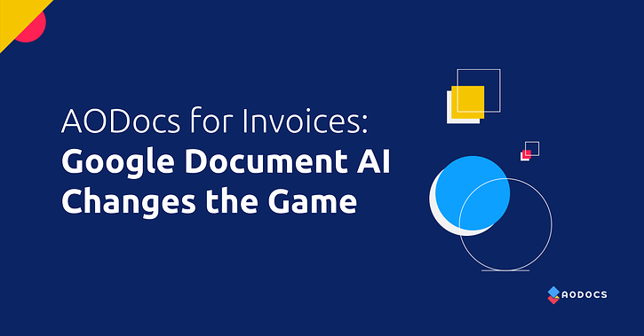 Google Document AI Changes the Invoice Processing Game for Accounts Payable