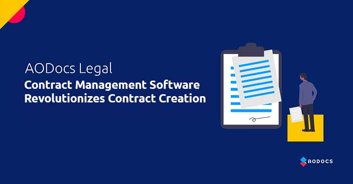 Contract Management Software Simplifies Legal Contract Creation