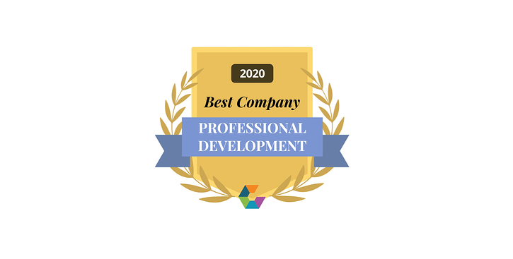 AODocs Recognized by Comparably as One of the Best Companies for Professional Development