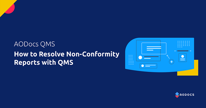 How to Resolve Non-Conformity Reports with QMS