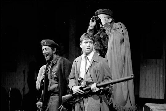 1977_Mel Gibson IRA Volunteer The Hostage-1