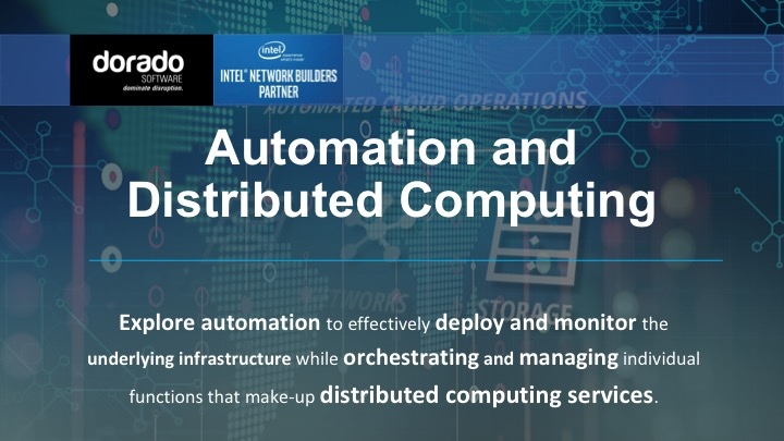 WEBINAR: Automation and Distributed Computing