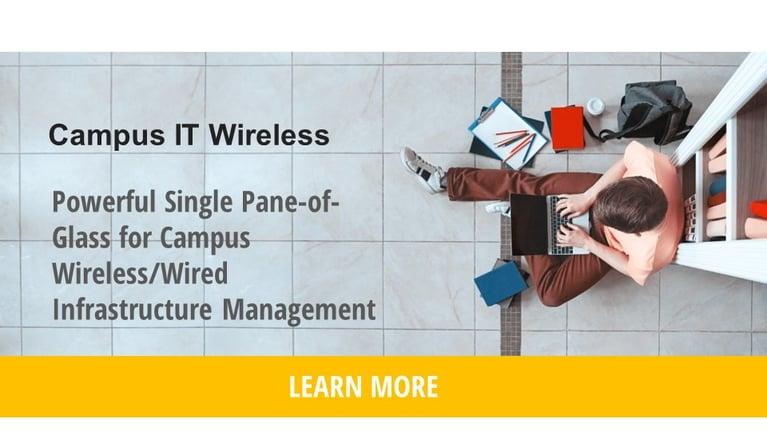 Campus Wireless Network Management Solution