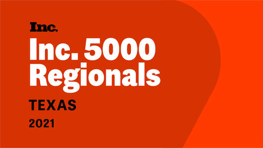 Service Direct Ranks No. 210 on Inc. Magazine's List of the Fastest-Growing Private Companies in Texas
