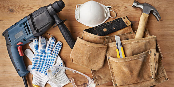 Tools and PPE for COVID-19 and Beyond