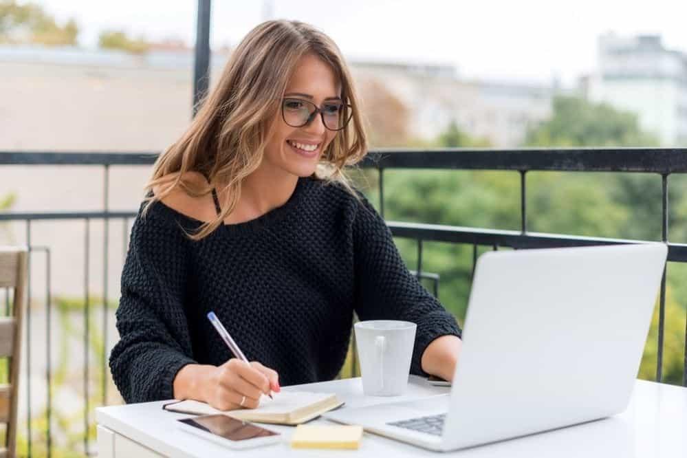 VDaaS te permite trabajar desde donde sea: Incluso desde tu balcón