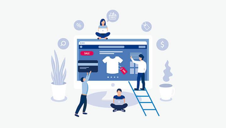 Una piattaforma SaaS per l'e-commerce: Storeden