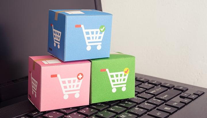 Un sito e-commerce multinegozio
