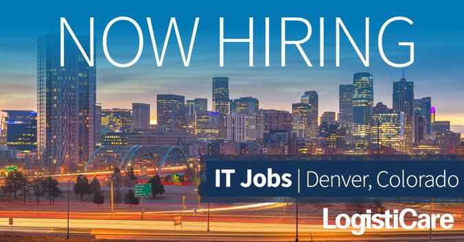 Now Hiring in Denver, Colorado
