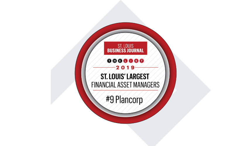 Plancorp Named to St. Louis' Largest Financial Asset Managers