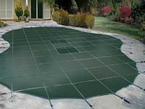 security pool cover