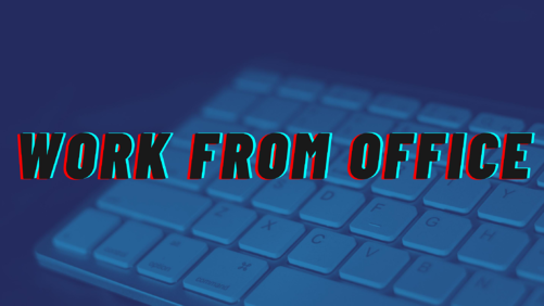 work from home, covid, quarantine, blog on returning to the office