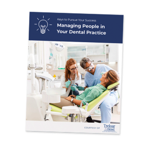 Managing People in Your Dental Practice