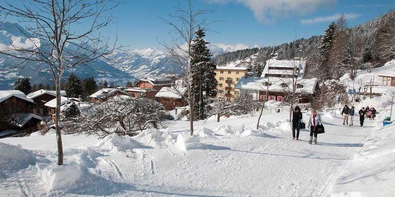 Aiglon College winter