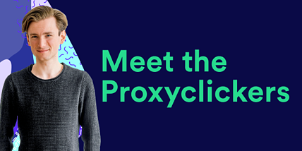 Pieter Strouven, Proxyclick Product Manager