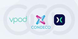 Proxyclick Condeco Vpod partnership
