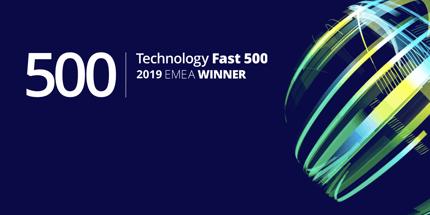 Proxyclick named a winner in the Deloitte Technology Fast 500™EMEA
