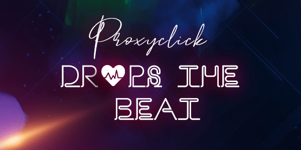 Proxyclick Drops the Beat 2020